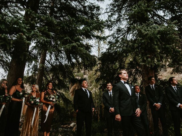 Neil and Kristen's Wedding in Idaho Springs, Colorado 2