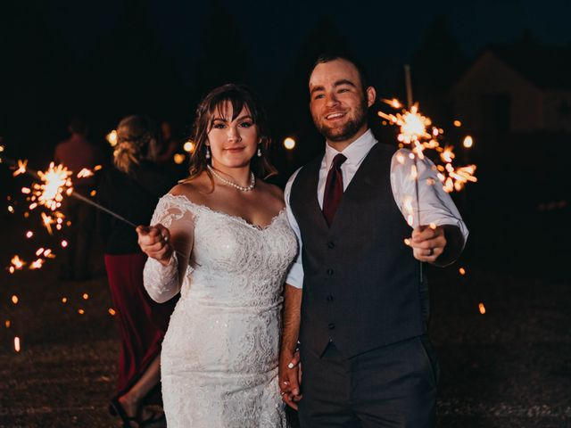 Danny and Racheal's Wedding in Rathdrum, Idaho 7