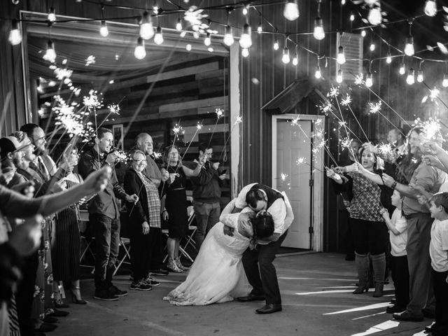 Danny and Racheal's Wedding in Rathdrum, Idaho 1