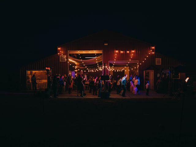 Danny and Racheal's Wedding in Rathdrum, Idaho 8