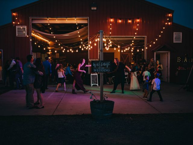 Danny and Racheal's Wedding in Rathdrum, Idaho 13