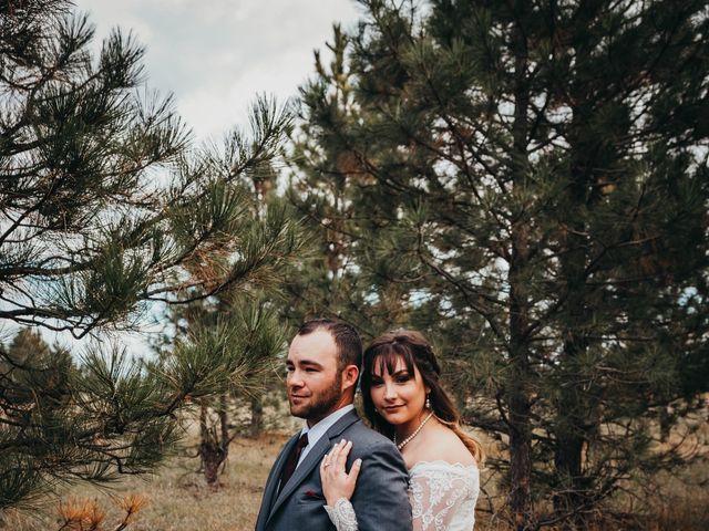 Danny and Racheal's Wedding in Rathdrum, Idaho 17
