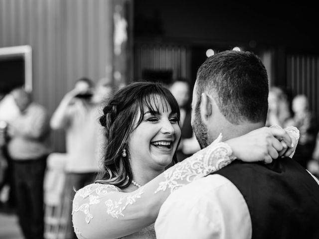Danny and Racheal's Wedding in Rathdrum, Idaho 22