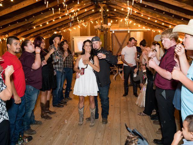 Kody and Sierra's Wedding in Cleburne, Texas 5