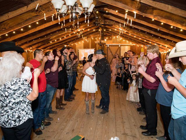 Kody and Sierra's Wedding in Cleburne, Texas 6
