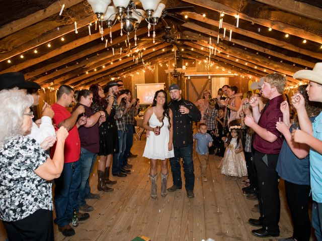 Kody and Sierra's Wedding in Cleburne, Texas 7