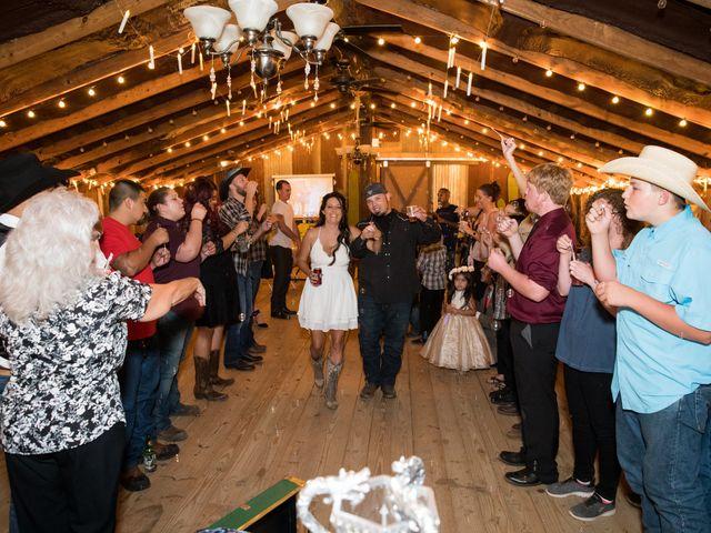Kody and Sierra's Wedding in Cleburne, Texas 8