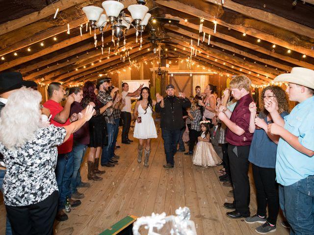 Kody and Sierra's Wedding in Cleburne, Texas 9