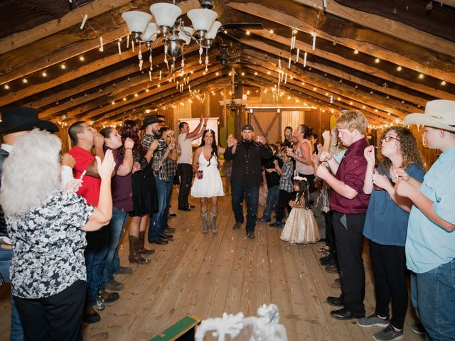 Kody and Sierra's Wedding in Cleburne, Texas 10