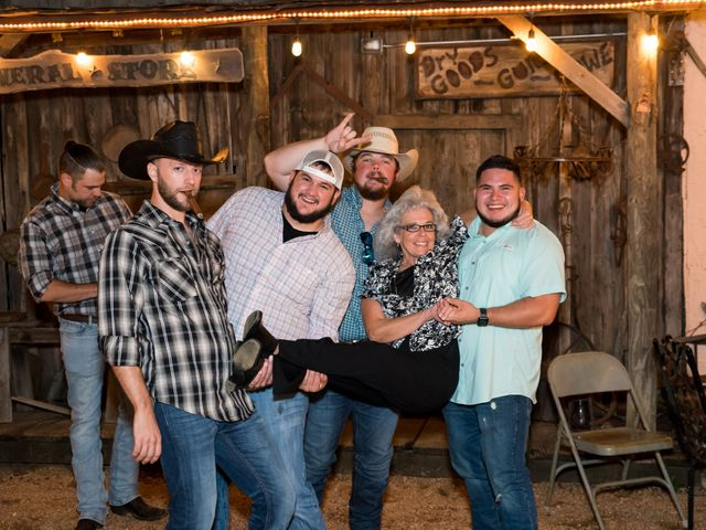 Kody and Sierra's Wedding in Cleburne, Texas 15