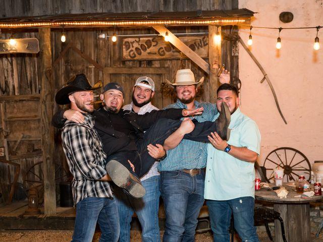 Kody and Sierra's Wedding in Cleburne, Texas 16