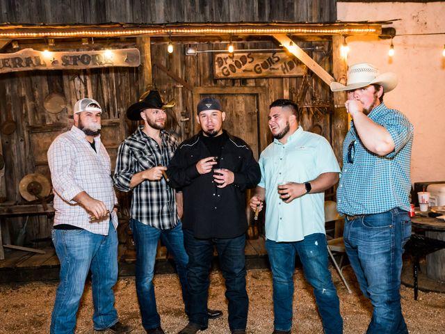 Kody and Sierra's Wedding in Cleburne, Texas 20