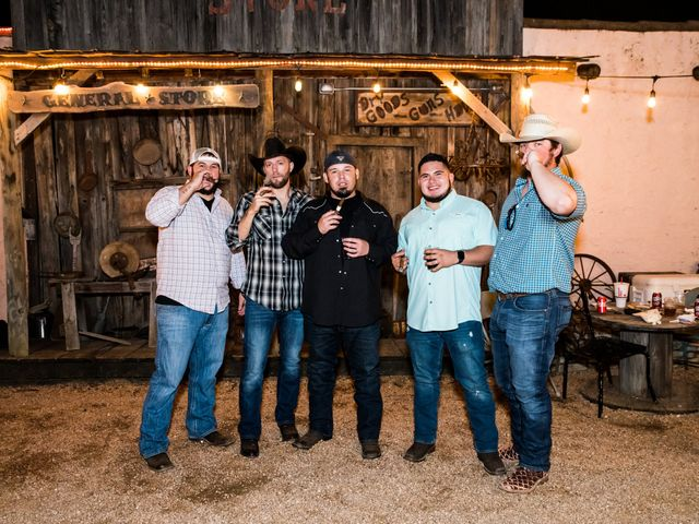 Kody and Sierra's Wedding in Cleburne, Texas 22