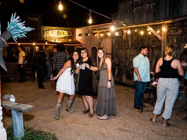 Kody and Sierra's Wedding in Cleburne, Texas 24