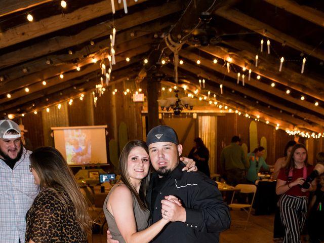 Kody and Sierra's Wedding in Cleburne, Texas 27