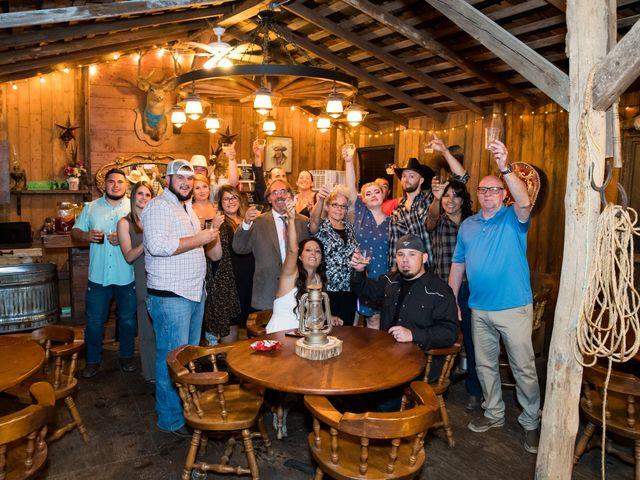 Kody and Sierra's Wedding in Cleburne, Texas 31