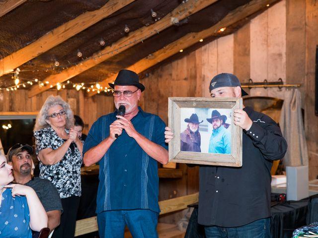 Kody and Sierra's Wedding in Cleburne, Texas 32