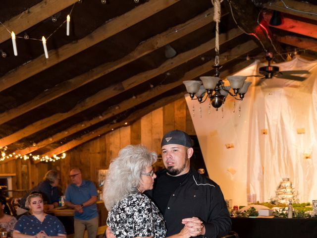 Kody and Sierra's Wedding in Cleburne, Texas 37