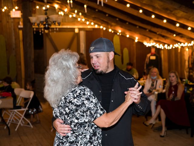 Kody and Sierra's Wedding in Cleburne, Texas 38