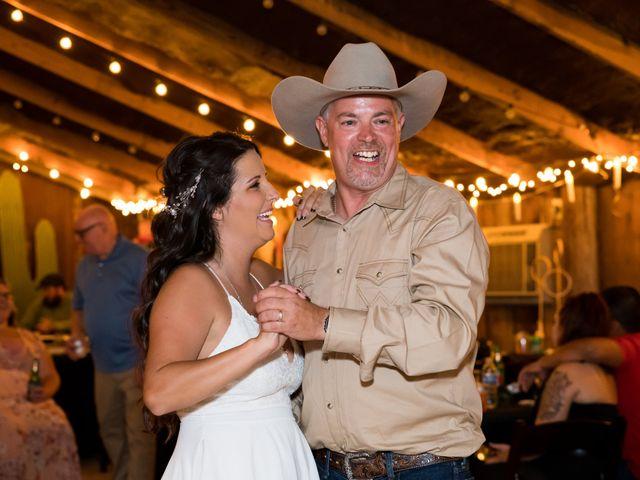 Kody and Sierra's Wedding in Cleburne, Texas 40