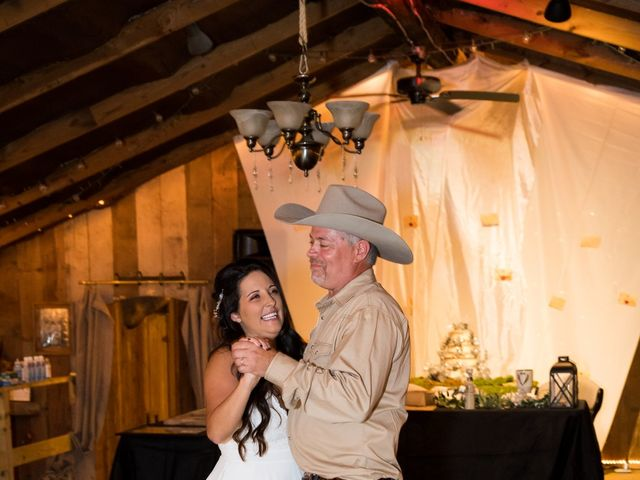 Kody and Sierra's Wedding in Cleburne, Texas 41