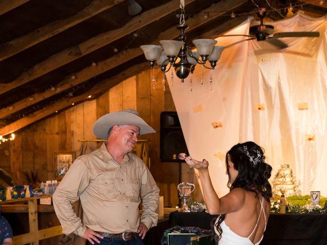 Kody and Sierra's Wedding in Cleburne, Texas 42