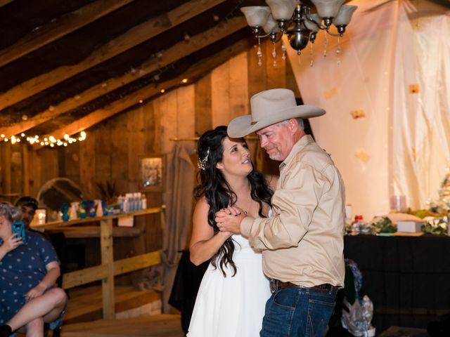 Kody and Sierra's Wedding in Cleburne, Texas 43
