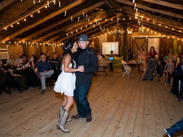 Kody and Sierra's Wedding in Cleburne, Texas 48