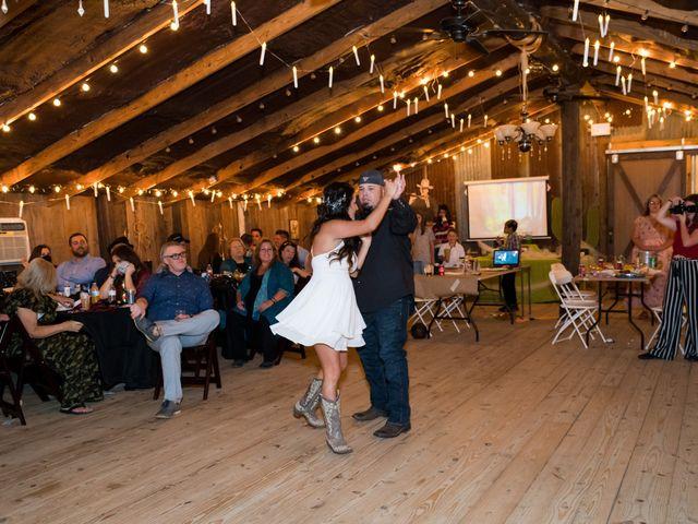Kody and Sierra's Wedding in Cleburne, Texas 49