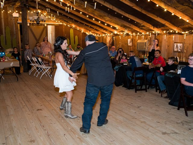 Kody and Sierra's Wedding in Cleburne, Texas 52