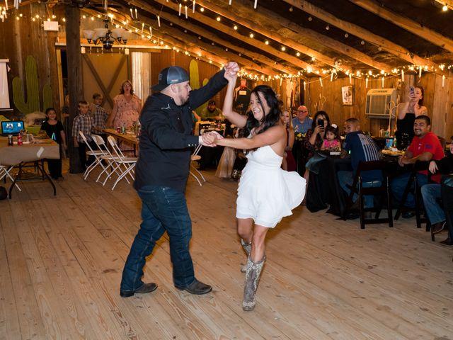 Kody and Sierra's Wedding in Cleburne, Texas 53