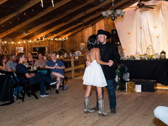 Kody and Sierra's Wedding in Cleburne, Texas 55