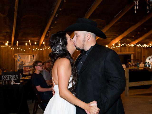 Kody and Sierra's Wedding in Cleburne, Texas 56