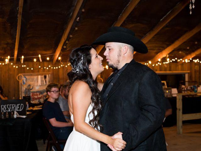 Kody and Sierra's Wedding in Cleburne, Texas 57