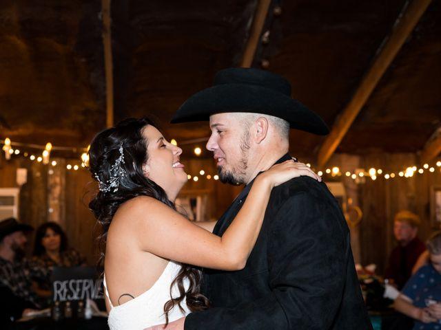 Kody and Sierra's Wedding in Cleburne, Texas 58