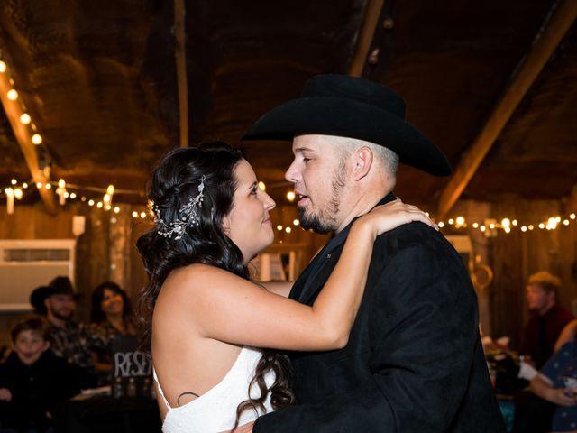 Kody and Sierra's Wedding in Cleburne, Texas 59