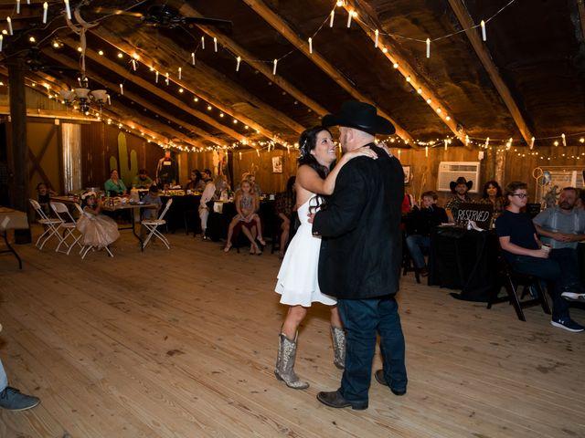 Kody and Sierra's Wedding in Cleburne, Texas 61