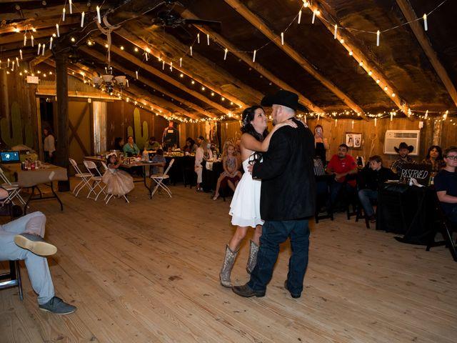 Kody and Sierra's Wedding in Cleburne, Texas 62