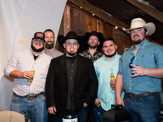 Kody and Sierra's Wedding in Cleburne, Texas 69