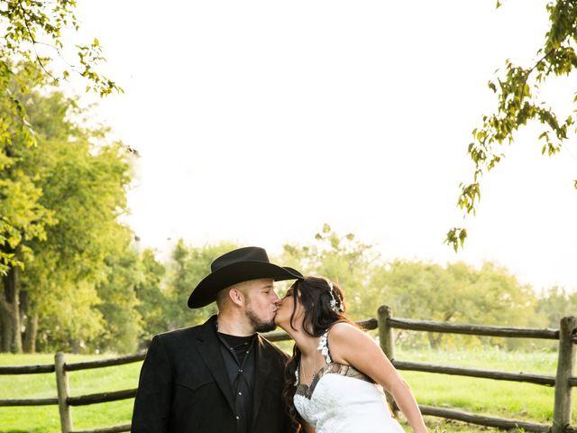 Kody and Sierra's Wedding in Cleburne, Texas 79