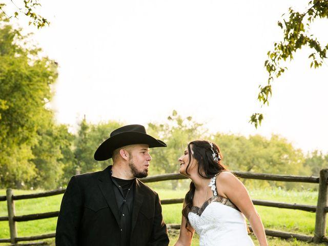 Kody and Sierra's Wedding in Cleburne, Texas 80
