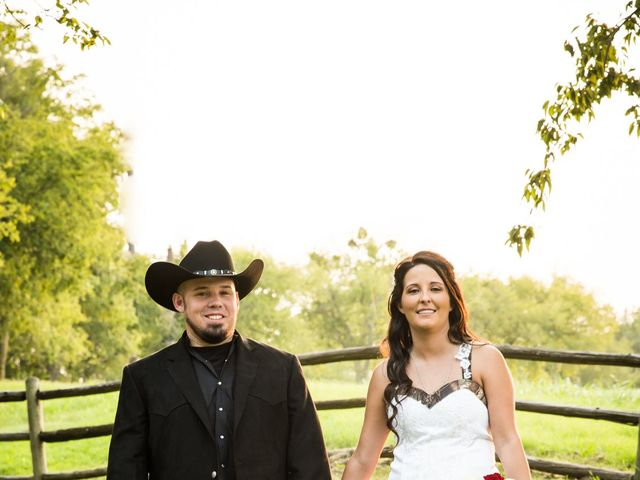 Kody and Sierra's Wedding in Cleburne, Texas 1