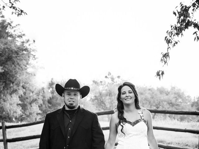 Kody and Sierra's Wedding in Cleburne, Texas 82