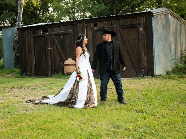 Kody and Sierra's Wedding in Cleburne, Texas 87