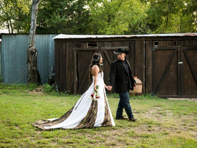 Kody and Sierra's Wedding in Cleburne, Texas 89