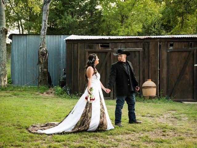 Kody and Sierra's Wedding in Cleburne, Texas 90