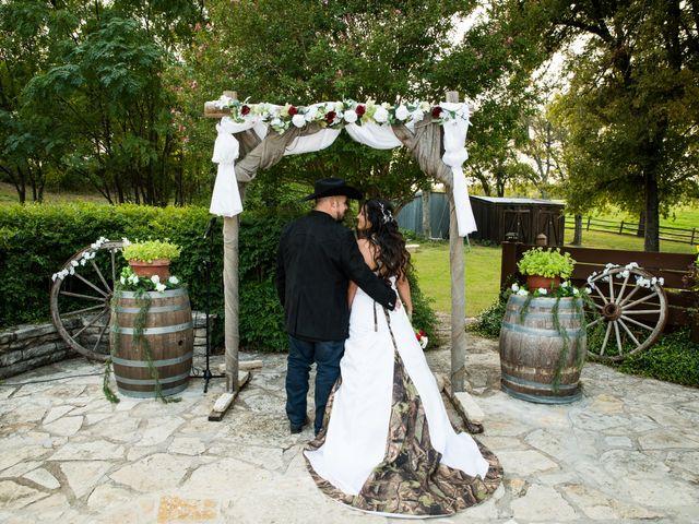 Kody and Sierra's Wedding in Cleburne, Texas 91