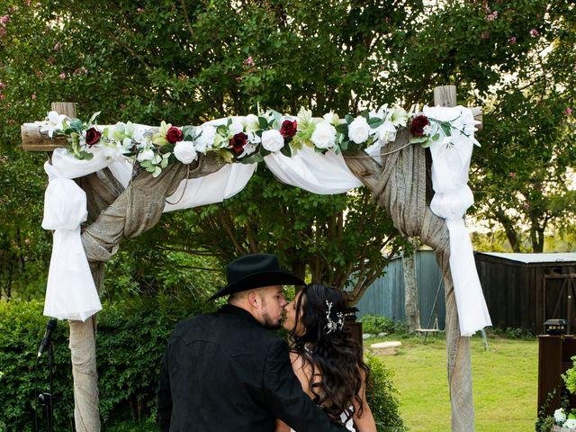 Kody and Sierra's Wedding in Cleburne, Texas 92