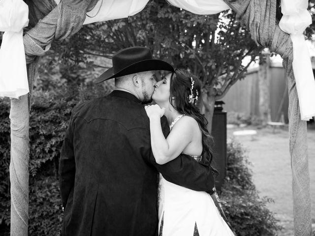 Kody and Sierra's Wedding in Cleburne, Texas 94