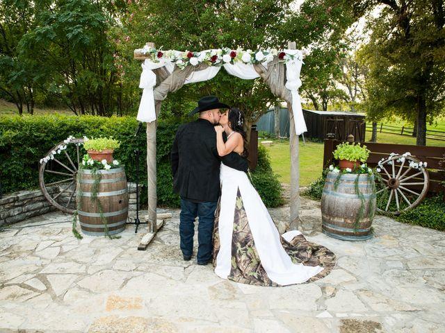 Kody and Sierra's Wedding in Cleburne, Texas 95